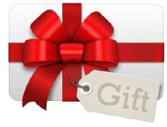 5 Gift cards