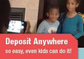 Deposit Anywhere