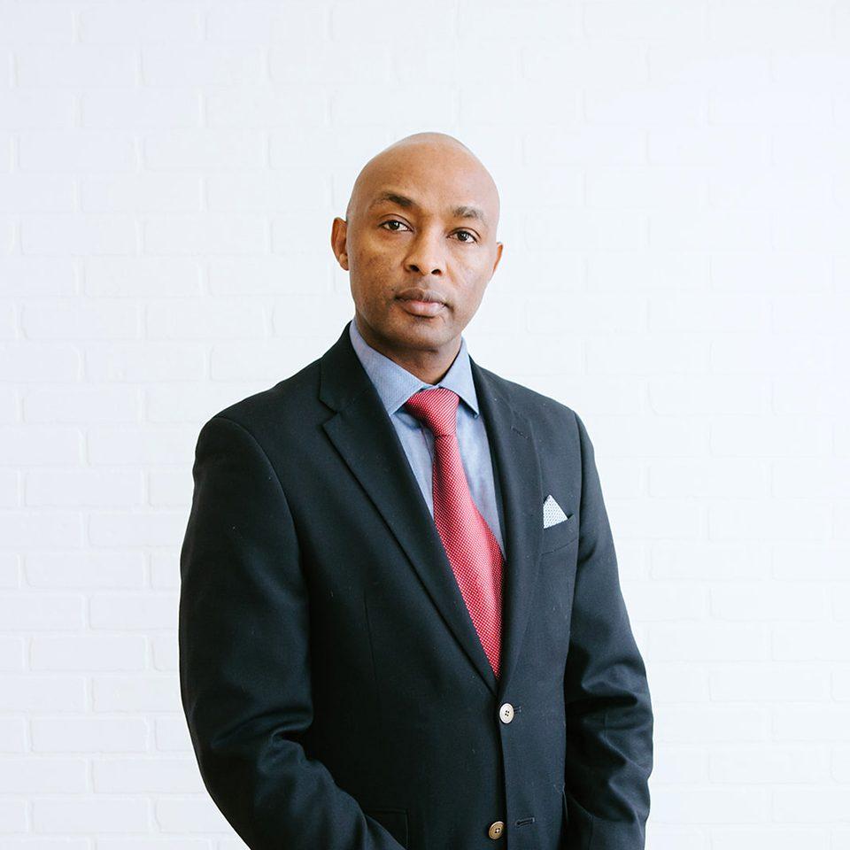 Douglas Wanyoike