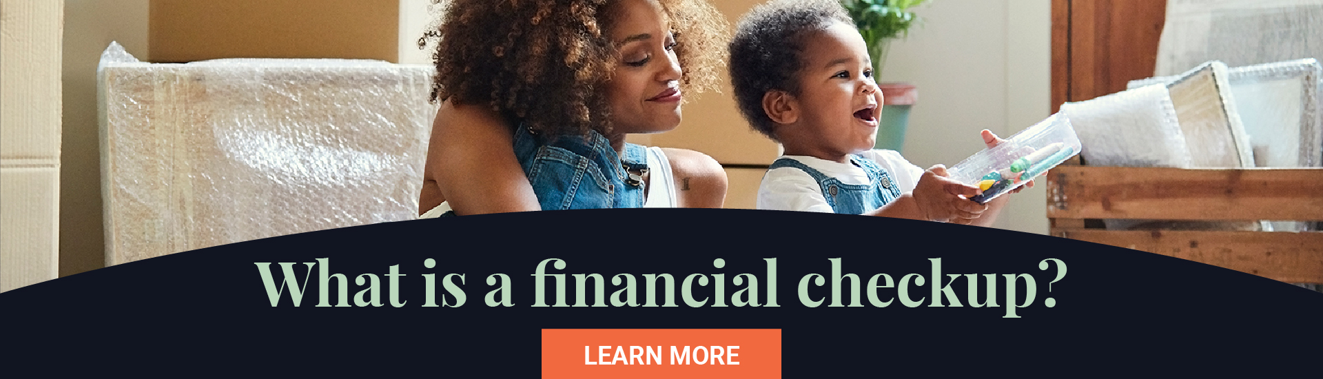 What is a financial checkup?