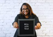 Bell Let's Talk - Financial Stigma