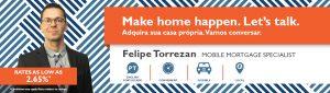 Felipe Torrezan Mobile Mortgage Specialist