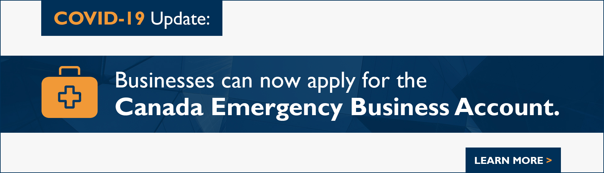 Canada Emergency Business Account