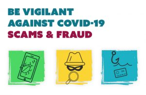 COVID-19 Scams and Fraud