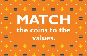 Match the Coins Worksheet