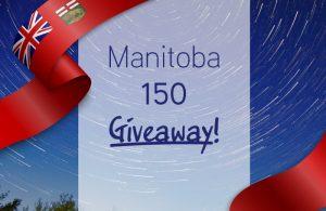 Manitoba 150 Giveaway