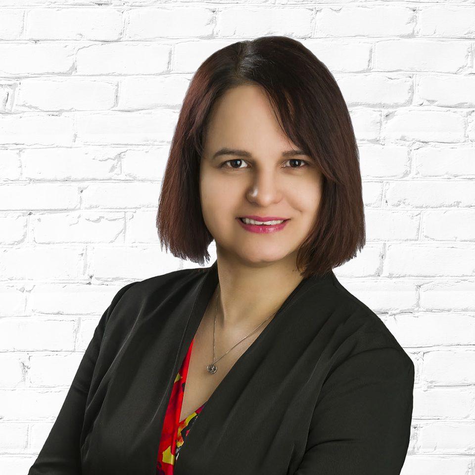 Raquel Gillespie