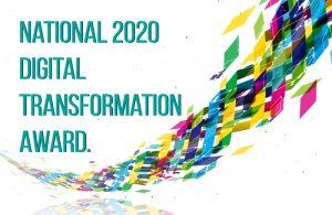 National 2020 Digital Transformation Award