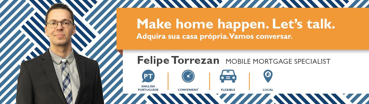 Felipe Torreszan, Mobile Mortgage Specialist