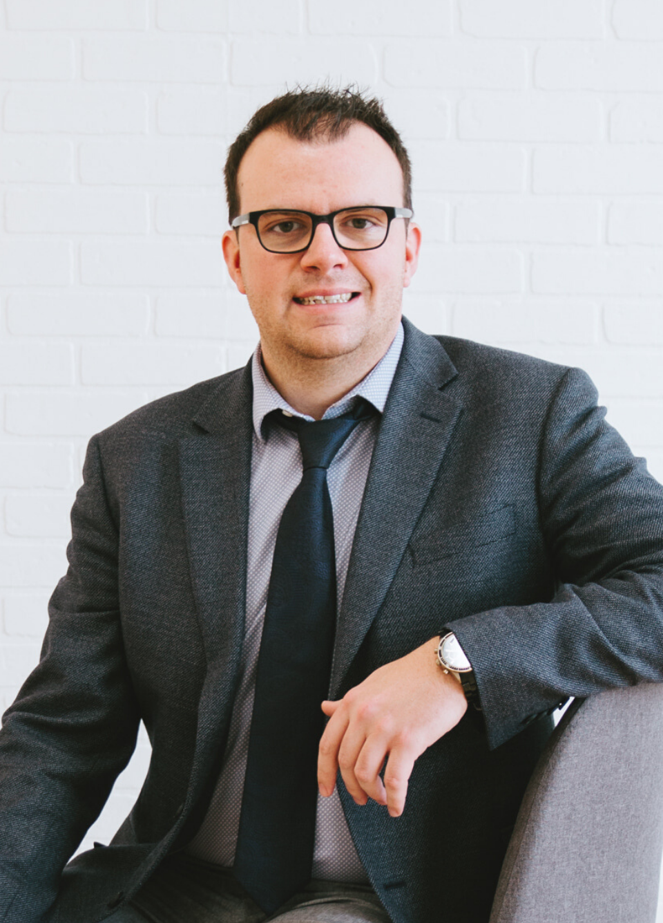 Brandon Financial Advisor Dustin Dyck