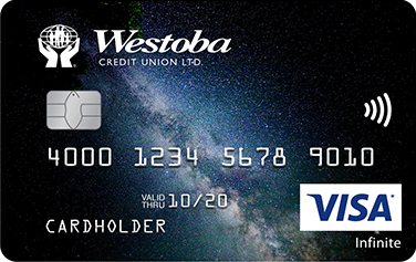 Westoba Collabria Infinite Credit Card
