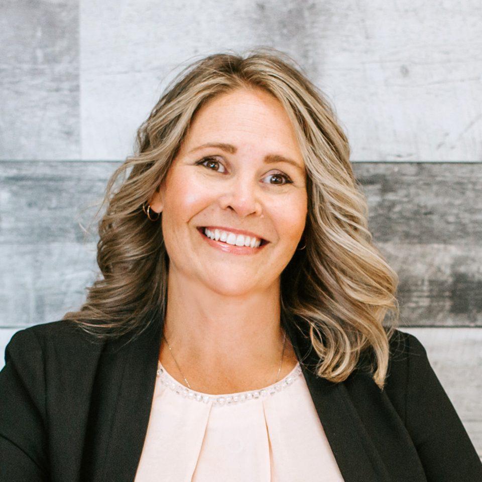 Rhonda Oakden, Manager for Financial Planning