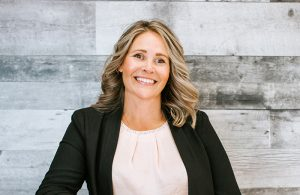 Rhonda Oakden, Manager of Financial Planning