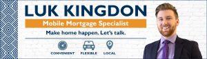 Brandon Mobile Mortgage Specialist Luk Kingdon