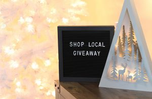Shop Local Giveaway