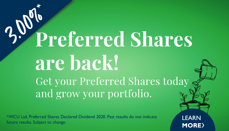 Preferred Share Offering