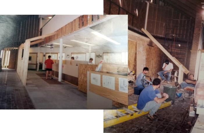 Westoba Killarney Branch Renovations