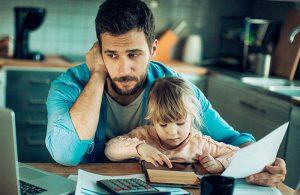 Westoba - Stressed Dad Emergency Savings