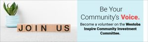Join Us - Westoba Inspire Community Investment