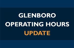 Glenboro Operating Hours Update
