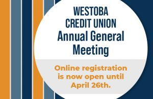 AGM Registration is open
