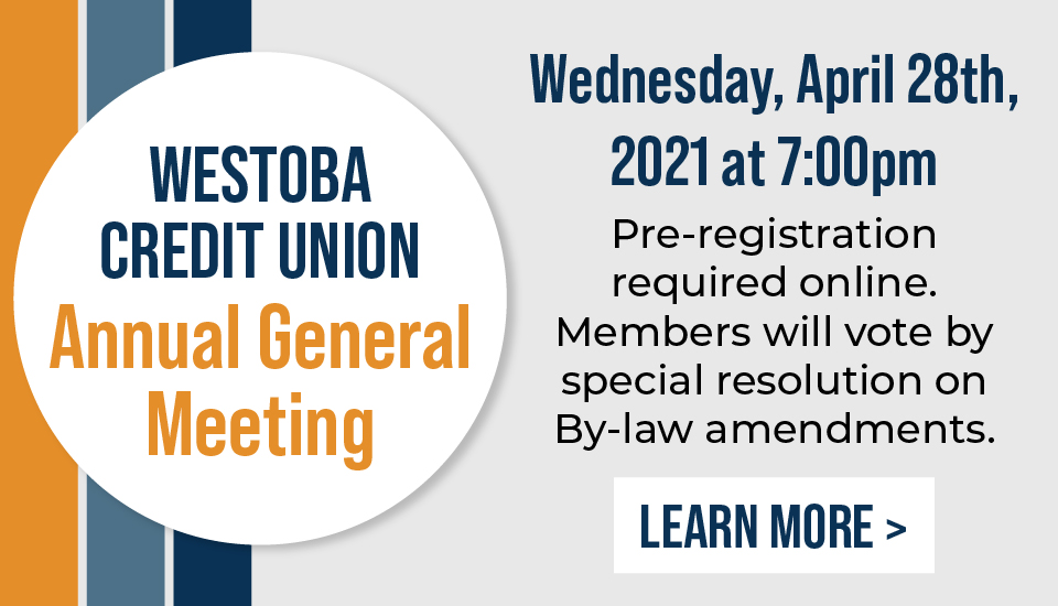 Westoba Credit Union AGM