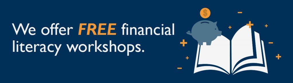 Each One, Teach One financial literacy workshops