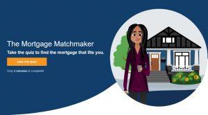 Mortgage Matchmaker Quiz
