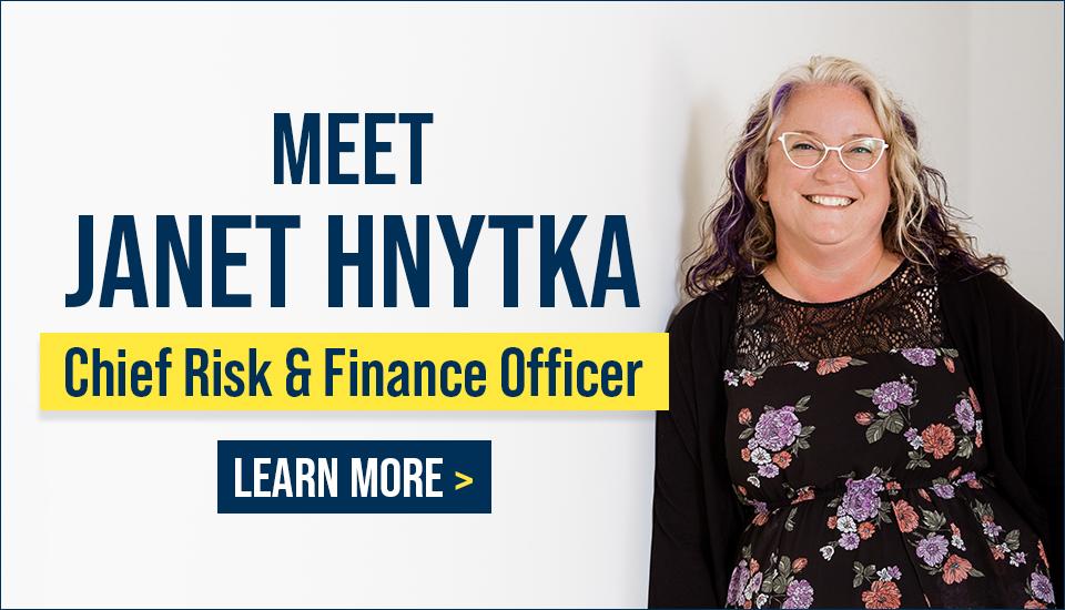 Janet Hnytka, CRFO