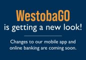 Westoba's online banking is getting a new look
